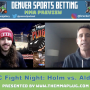 UFC Fight Night: Holm vs Aldana – Denver Sports Betting MMA Preview