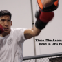 "Vince ""The Anomaly"" Cachero: Road To UFC Fight Night"