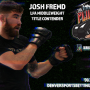 Josh Fremd Joins The MMA Plug Ahead Of His Title Fight at LFA 108! | 05.12.2021