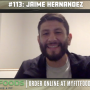Comments From The Peanut Gallery #113: Jaime Hernandez